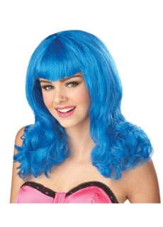 Katy Perry Teenage Dream Halloween Costume Wig