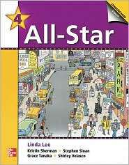 All Star 4 SB, (0072846879), Linda Lee, Textbooks   Barnes & Noble