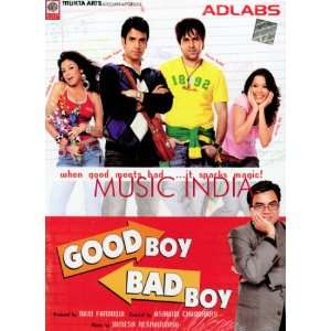 Good Boy Bad Boy: Tusshar Kapoor, Emraan Hashmi, Isha
