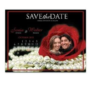 180 Save the Date Cards   Material Girl