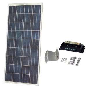 Solar Panel 120W Poly Crystalline 12V Solar Cells with
