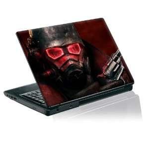 Taylorhe laptop skin protective decal fallout new vegas: Electronics
