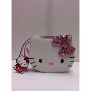 Sanrio Hello Kitty Signature Big Head Icon Single Stripe Carryout