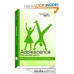 Adolescence   the wonder years (DoctorNDTV Book Series: Your Questions