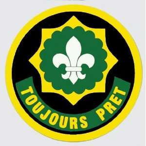 2nd Armored Cavalry Regt. Toujours Pret