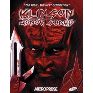 Star Trek Klingon Video Games