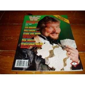 Federation Magazine May 1989 Issue: World Wrestling Federation: Books