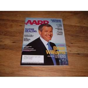 November/December 2008 issue Brian Williams NBC Nightly News Anchor