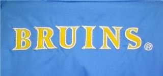 Lt. Blue Univ. California Los Angeles UCLA Bruins NCAA Tackle Twill