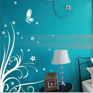 Decorative Wall Paper Art Sticker Vine 1.5*0.9m