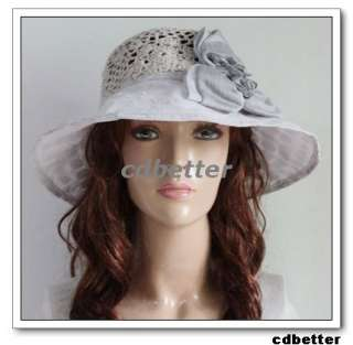 Beautiful hat for women, High quality Crochet top by hand is more