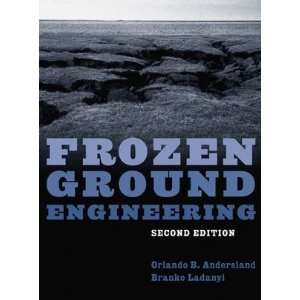 (9780471615491) Orlando B. Andersland, Branko Ladanyi, ASCE Books
