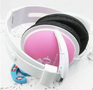 2012 NEW SNSD girls Generation KPOP PINK EARPHONES HEADPHONES