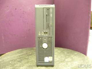 Dell OptiPlex GX620 Dual Core 3GB 80GB DVD PC