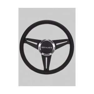 Shutt Auto Y3 Steering Wheel With 3 Matte Black Spokes