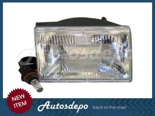 oem 55055118ab part yyz 93 98 jeep grand cherokee headlamp assy w bulb
