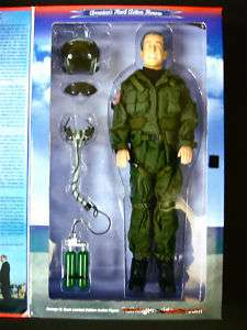 George W Bush 12 Inch Figure The Top Gun President
