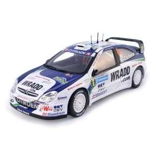 Citroen Xsara WRC OMV Kronos #6 Carlsson/Giraudet 1/18 Rally Sweden