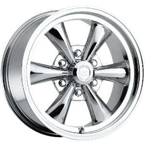 Legend 6 6x114.3 6x4.5 +15mm Chrome Wheels Rims Inch 22 Automotive