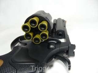 UHC TSD Model 938 6 Barrel Airsoft Gun Spring Python Revolver Pistol