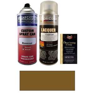 Oz. Olive Green Spray Can Paint Kit for 1984 Toyota Landcruiser (653