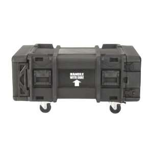 SKB 4U Indusrial Shock Rack 28 deep x 14 high, Fis Dell