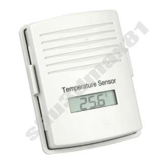 Outdoor Wireless Weather Station Temperature Clock 1467 Features