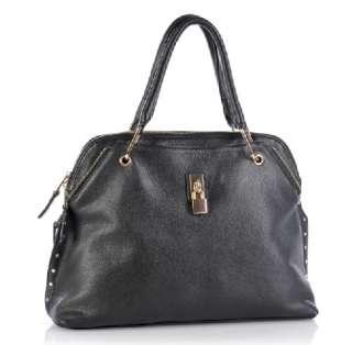 Genuine Leather Real Leather Tote Shoulder Bag Purse Hobo Handbag B179