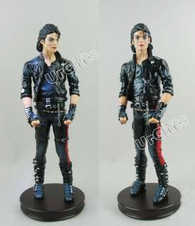 Michael Jackson Bad Resin Statue 1/6 12 Figure Model
