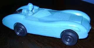 MOSS MERCEDES BENZ 2,5LITRE PLASTIC TOY CAR 8 ARGENTINA 1950s