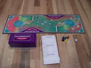 Balderdash 1984 Edition Board Game Good Condition Complete