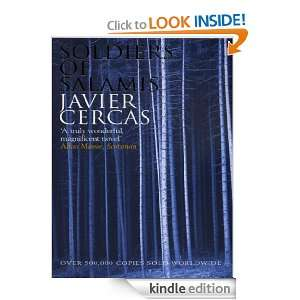 Soldiers of Salamis Javier Cercas, Anne McLean  Kindle