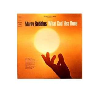 God Has Done (1965, Columbia Stereo ACS 9248): Marty Robbins: Music