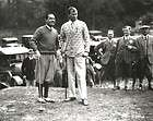 Walter Hagen Gene Sarazen beautiful Golf Photo 1924 items in Rare Golf