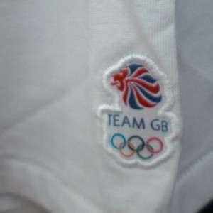 Adidas Stella McCartney Team GB Olympic Games Tee T Shirt   Large BNWT