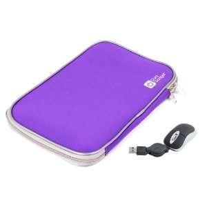 USB Mini Mouse (Fits Apple 17 inch MacBook Pro, MSI GT680 15.6 & Sony