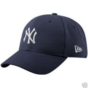 Retro New Era New York Yankees Baseball Cap   Navy Blue