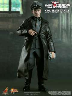 Hot Toys figure Inglurious Basterds Col. Hans Landa