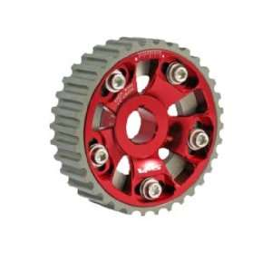 97 01 Honda CRV B20 DOHC Engines Adjustable Cam Gears Red