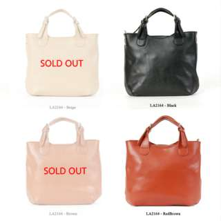 NWT Womens High quality Genuine Leather tote Shoulder Handbag Purse