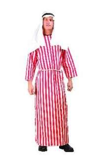 MENS ARAB ARABIAN OIL SHEIK KING PRINCE SULTAN COSTUME