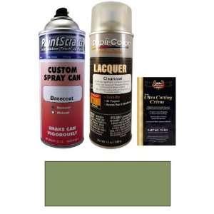 12.5 Oz. Avocado Metallic Spray Can Paint Kit for 1975 Dodge Trucks