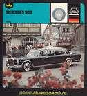 1963 MERCEDES BENZ 600 Limousine Car Picture 1978 CARD