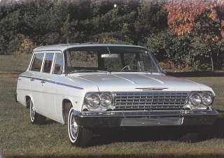 1962 Chevrolet Bel Air Station Wagon (DO)