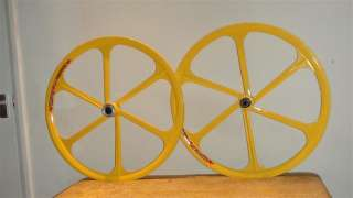 & rear) of Alloy Mag Wheels 26 inch, suitable for Mountain Bikes