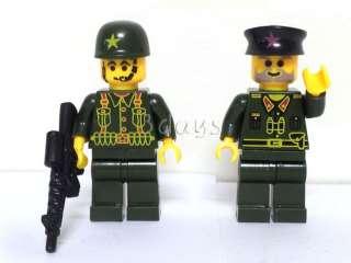 Bricks Block Building Toys Figures 272 Army Series set   Land Combat