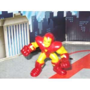 Superhero Squad IRON MAN action figure