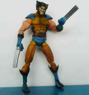 Marvel hero x man wolverine figure loose RARE 3.75