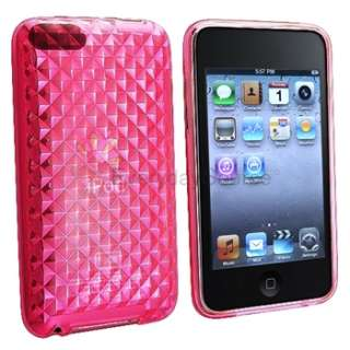 SOFT SILICON GEL SKIN CASE for IPOD TOUCH 2 3 3RD GEN