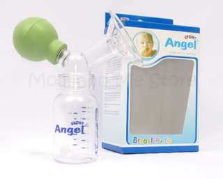 NEW STONY ANGEL BREAST PUMP BREASTMILK FEEDING BABY